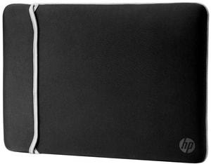 Sleeve Chroma Reversible 14'' schwarz / silber