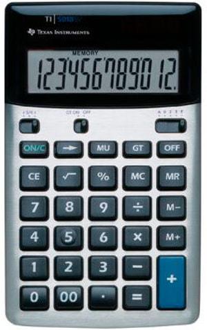 Calculatrice TI5018SV 12-chiffres