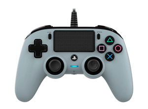 Gaming PS4 manette Color Edition argenté