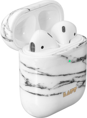 Huex Element for AirPods - White Marble