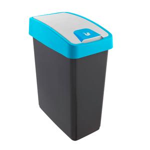 Magne Abfallbehälter 25l, my blue