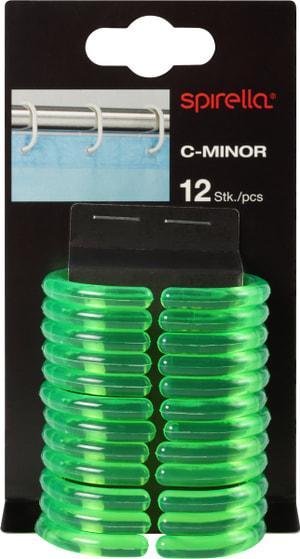 Duschvorhangringe C-Minor