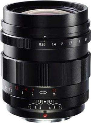 Voigtländer Nokton 25mm / 0.95 II MFT Objektiv