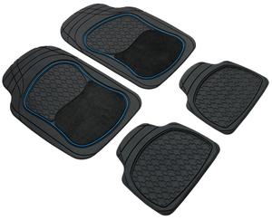 Set di tappetini in gomma Royal blu