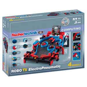 FischerTechnik ROBO TX Electro Pneumatic