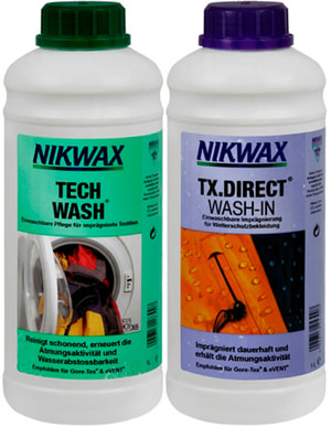 Nikwax Tech Wash/TX.Direct
