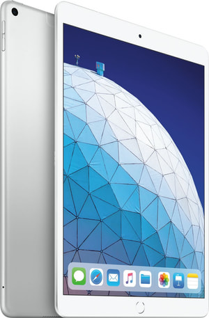 iPad Air 10.5 LTE 256GB silver