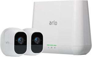 Sistema di sicurezza Pro 2 con 2 videocamere