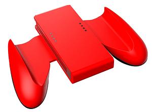 Joy-Con Comfort Grip red