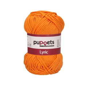 Häkelgarn Lyric Orange