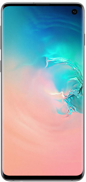 Galaxy S10 512GB Prism White