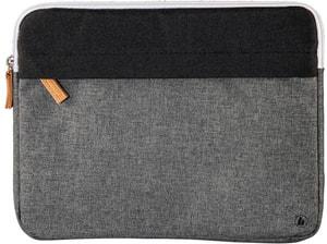 """Sleeve Florenz 10.1"""" nero/grigio"""
