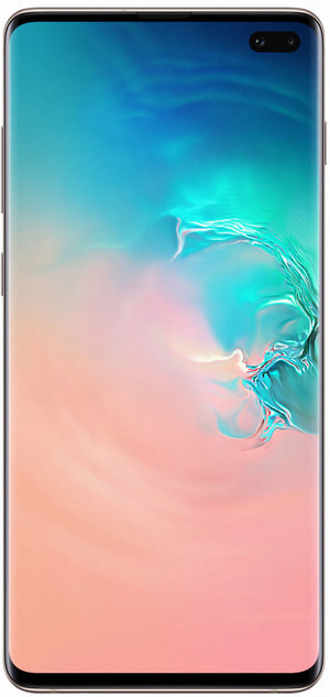 Galaxy S10+ 512GB Ceramic White