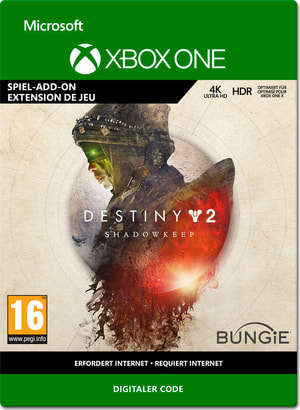 Xbox - Destiny 2: Shadowkeep