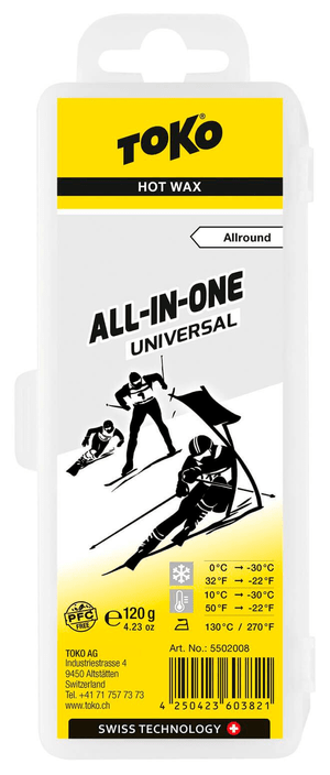All-in-one Universal