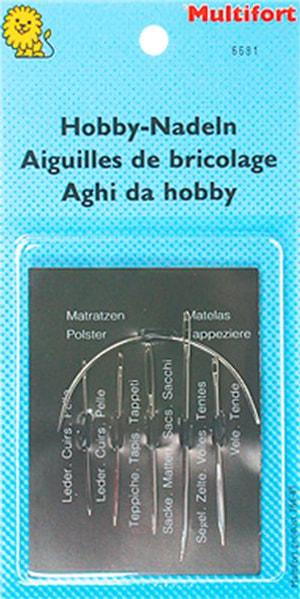 Hobby-Nadeln sort. 6 Stk.
