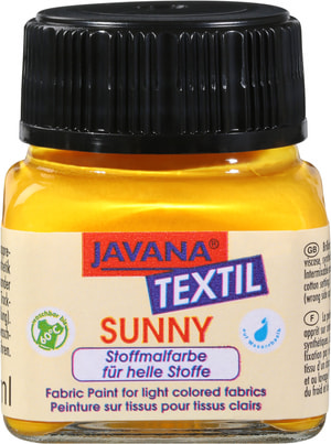 Stoffmalfarbe Tex Sunny helle Stoffe