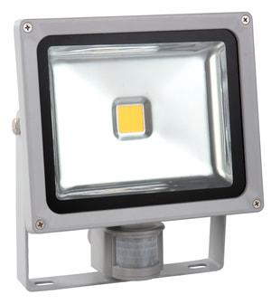 LED Sensor-Wandstrahler 30 Watt