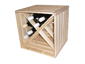 Harasses en bois pour vin A1/2
