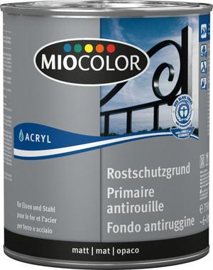 Primaire acrylique antirouille Gris 750 ml
