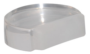 Fermaporta CLEAR 40x16mm