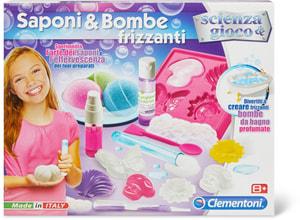 Clementoni Saponi & Bombe frizzanti (IT)