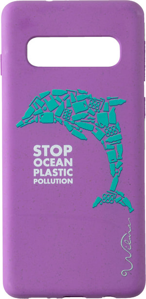 Stop Ocean Plastic Pollution Case Dolphin