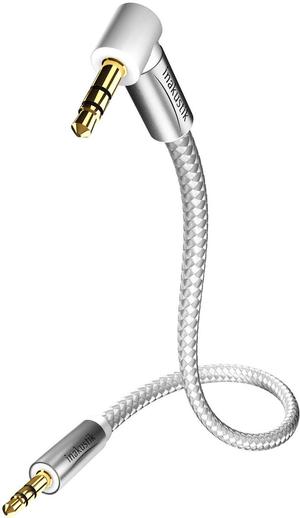 Premium 3.5mm Klinkenkabel 90° (0.5m)