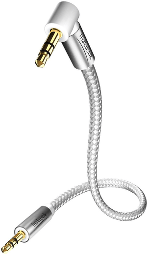 Premium 3.5mm Klinkenkabel 90° (3m)