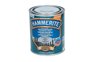 Metall-Schutzlack Hammerschlag silber 750 ml