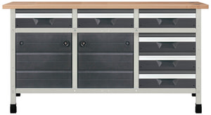 Établi No. 5 1610 x 650 x 860 mm 8079