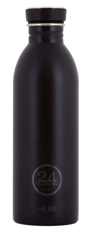 Trinkflasche 500ml schwarz