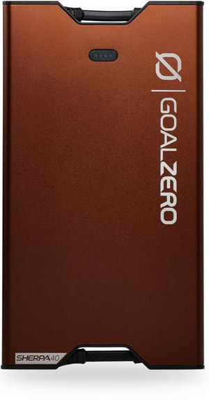 GoalZero Powerbank Sherpa 40 Copper