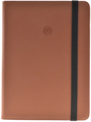 Universal Tablet Leather Case brun