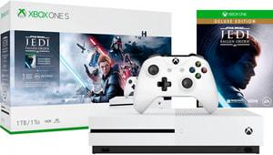 Xbox One S 1TB – Star Wars Jedi: Fallen Order