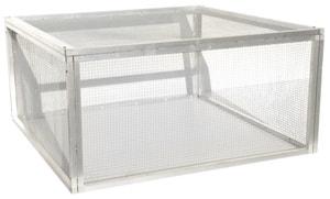 Elément de base L abri pour tortue 103 x 100 cm