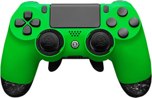 Infinity 4PS Pro Gaming Controller Green Hulk Black