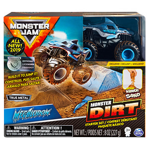 Monster Dirt Starter Set