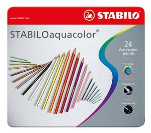 Crayon de couleur STABILO aquacolor®