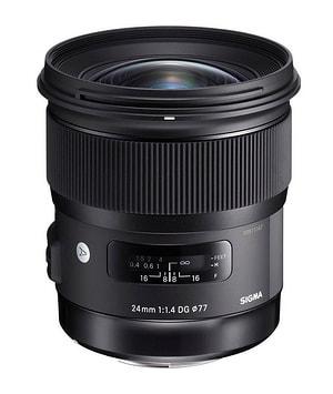 24mm F/1.4 DG HSM Art objectif pour Nikon