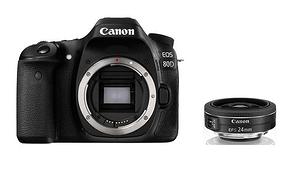 EOS 80D + EF-S 24mm f/2.8 STM
