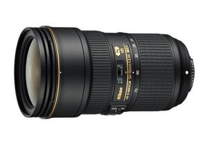 Nikkor AF-S 24-70mm f/2.8E ED VR objectif