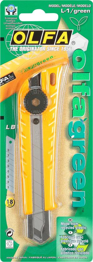 L-1 GREEN 18 mm