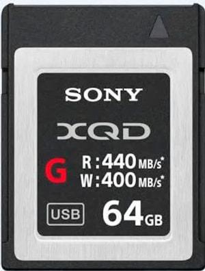 XQD Card 64GB QDG64ER 440MB/s