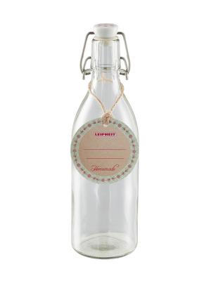 Flasche glatt 500 ml