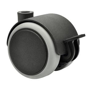 Meuble-roule. D50 mm blocable