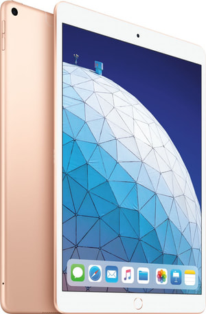 iPad Air 10.5 LTE 256GB gold