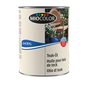 mc huile p.bois teck 2.5l Incolore 2.5L