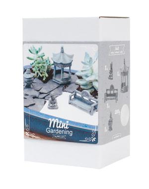 Mini-Gardening Asia Box 5-teilig