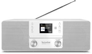 DIGITRADIO 370 CD BT - Weiss
